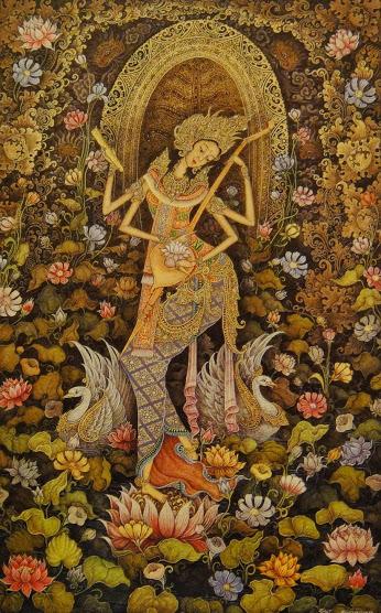 buddha dancing