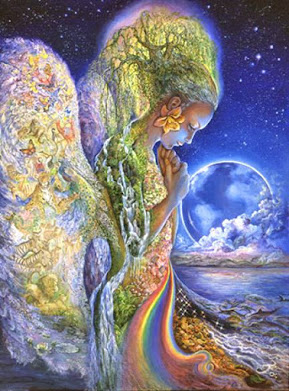 contemplative Gaia