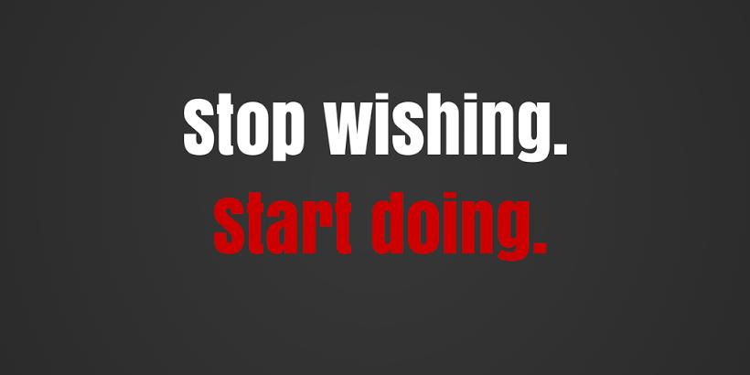 STOPWISHING.