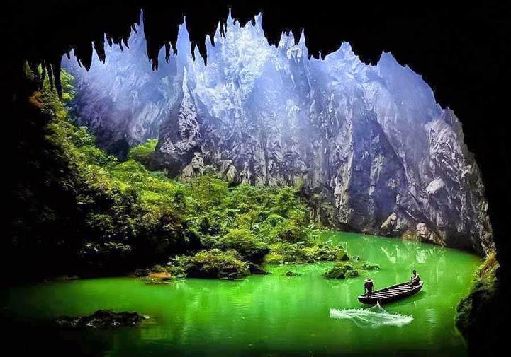 The Yingxi corridor in stone peaks china