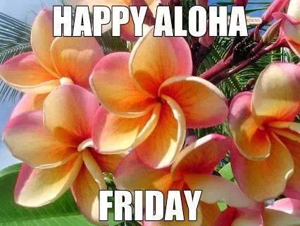 Aloha Friday 2