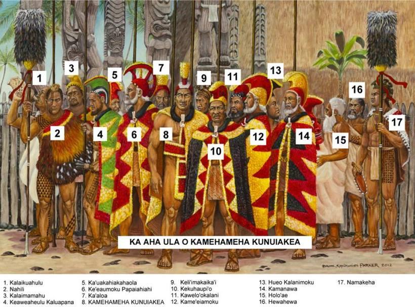Kamehameha Lineage
