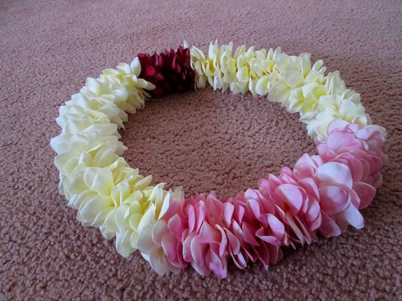 150-flower lei