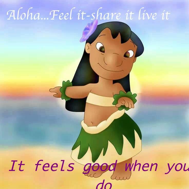 aloha Lilo
