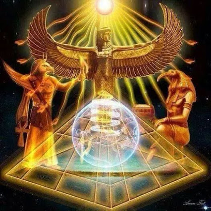 horus isis thoth