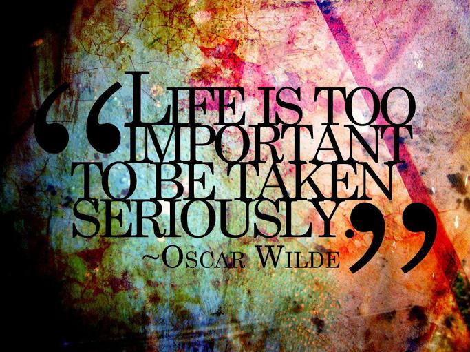 O Wilde