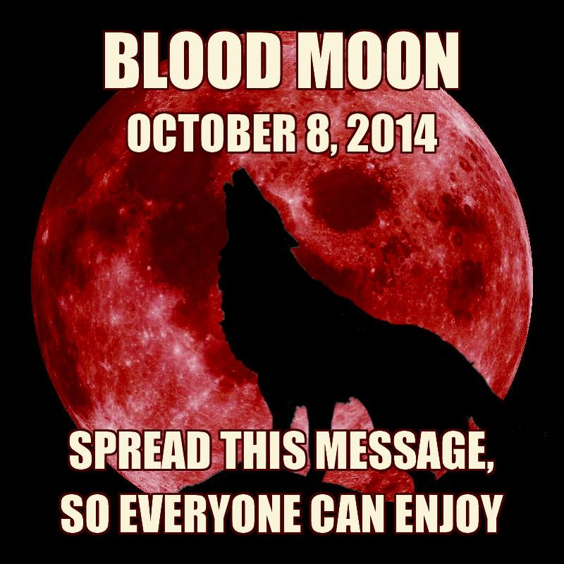 blood moon 100814