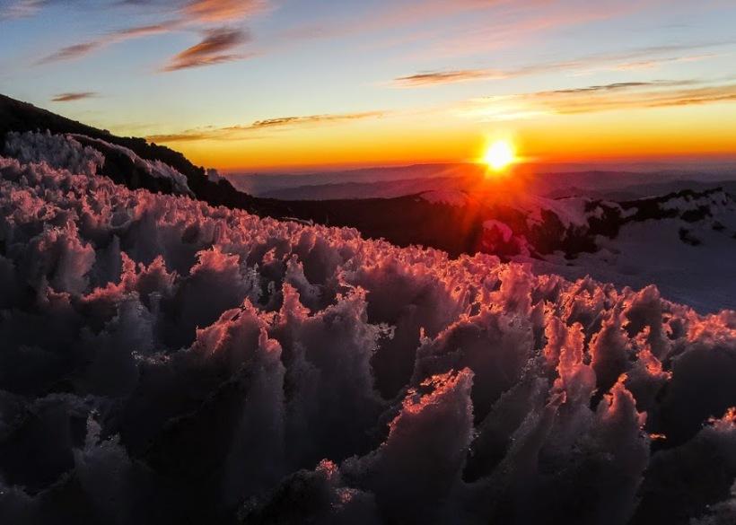 Columbia Crest - Mount Rainier