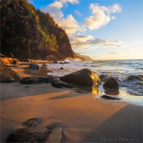 Napili Coast ~ Kaua'i, Hawai'i Nei
