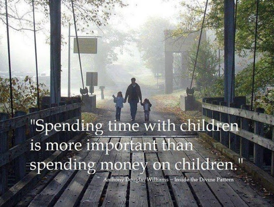 time with kids
