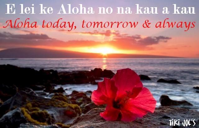 aloha today always
