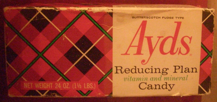 """""""Ayds"""", the """"in"""" diet fad of the '60s."""