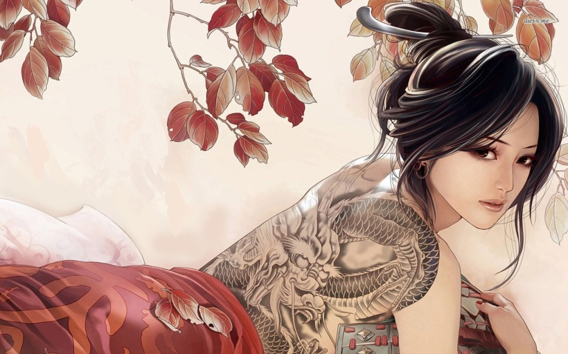 Manga-art-girl-with-the-dragon-tattoo-digital-362324