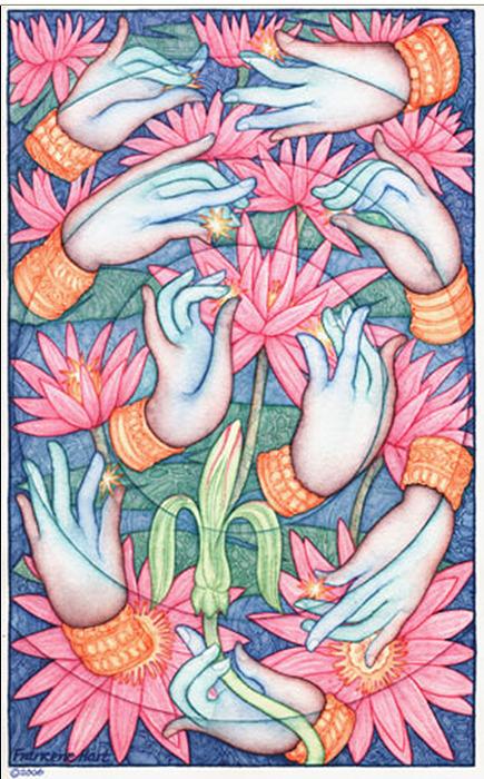 hand-mudras