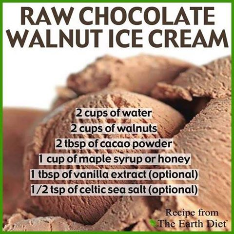 raw cacao ICE