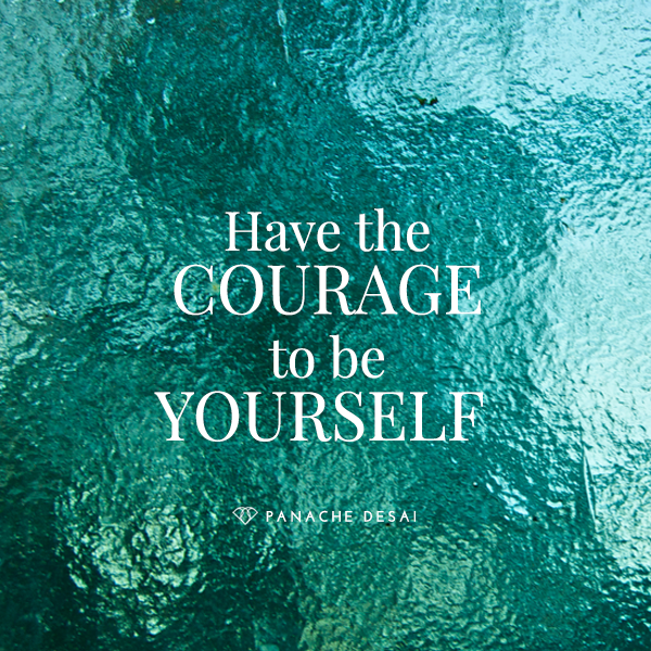 courage yourself