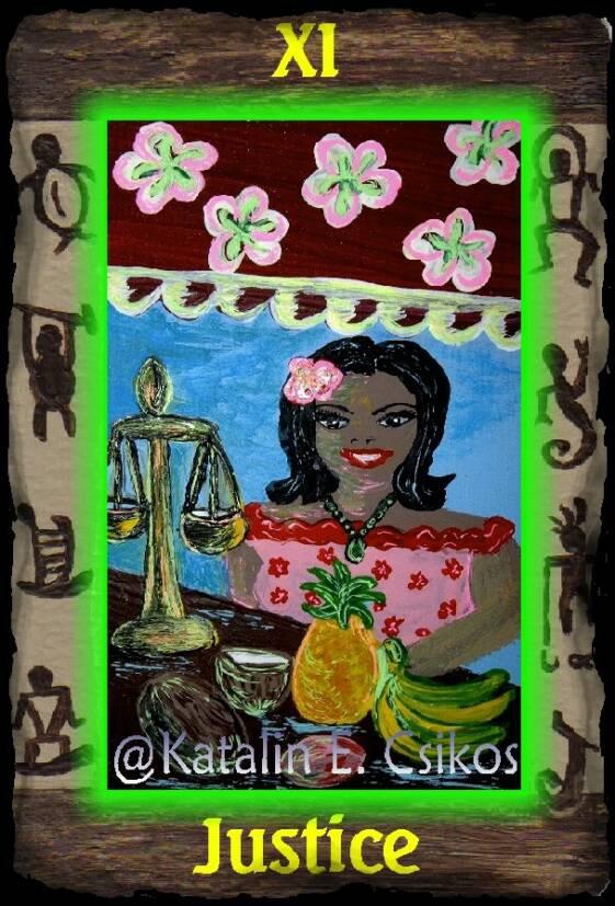 Hawaiian_Tarot_Justice_11