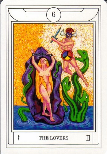 GD TAROT_Lovers
