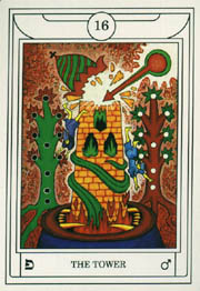 GD TAROT_Tower