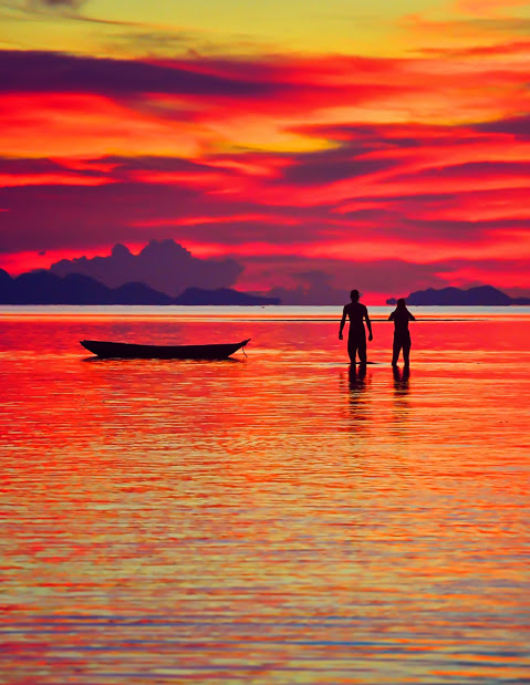 sunset_couple_Taisen Lin