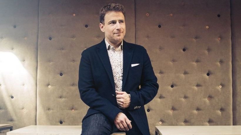 Slack CEO Stewart Butterfield (Photo credit: Carlo Ricci for Forbes)