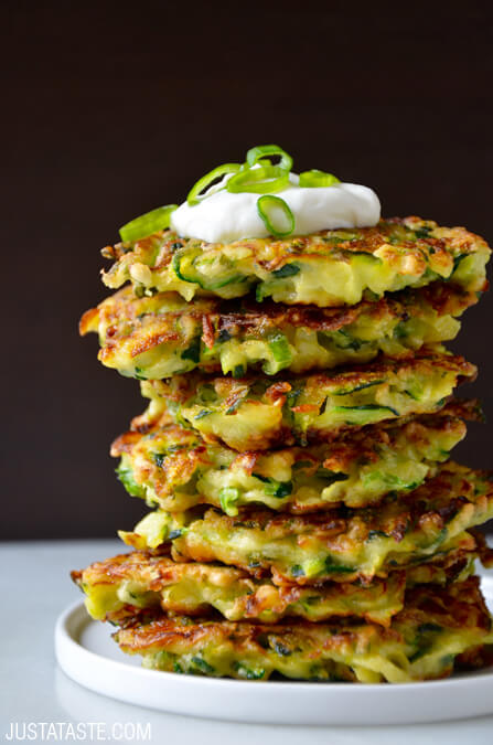 5-ingredient-zucchini-fritters-recipe