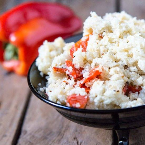 Cauliflower Rice - click here for the recipe