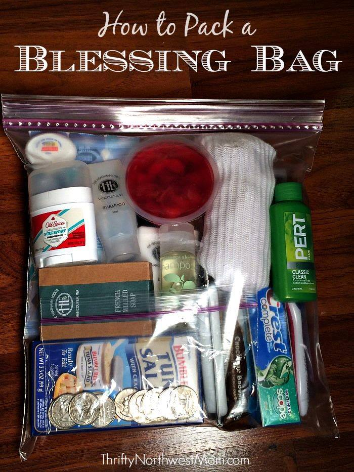 BLESSING-BAGS