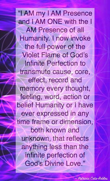 violet-flame