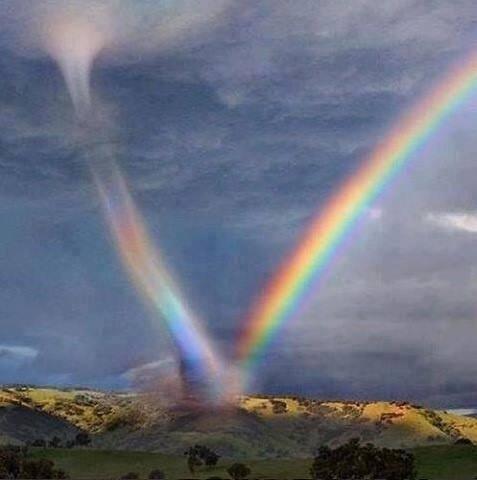v-rainbow