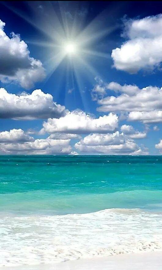 radiant-beachsun