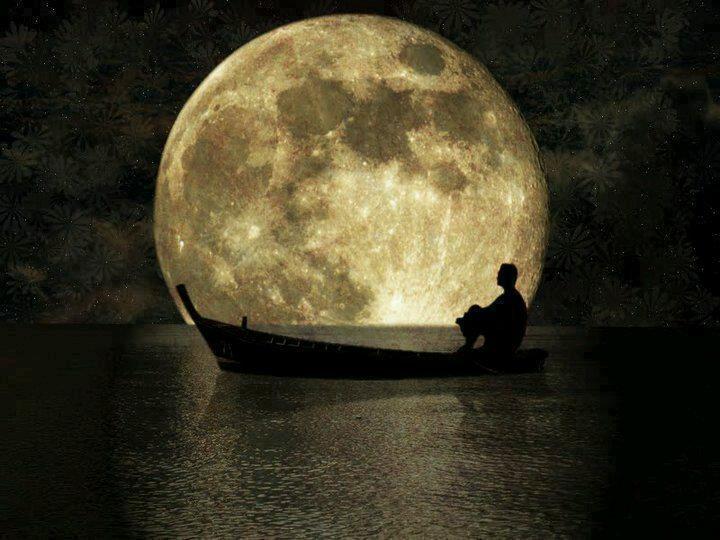 Peace moon