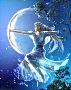 Sagittarius Moon, Diana, Astrology, tara Greene