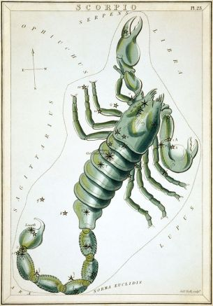 Mars in Scorpio Astrology Tara Greene