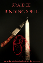 Braided Binding Spell