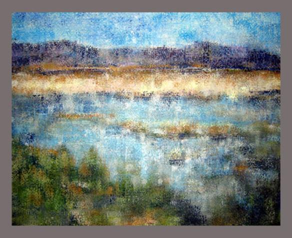 water, art, painting, Napoleon Brousseau