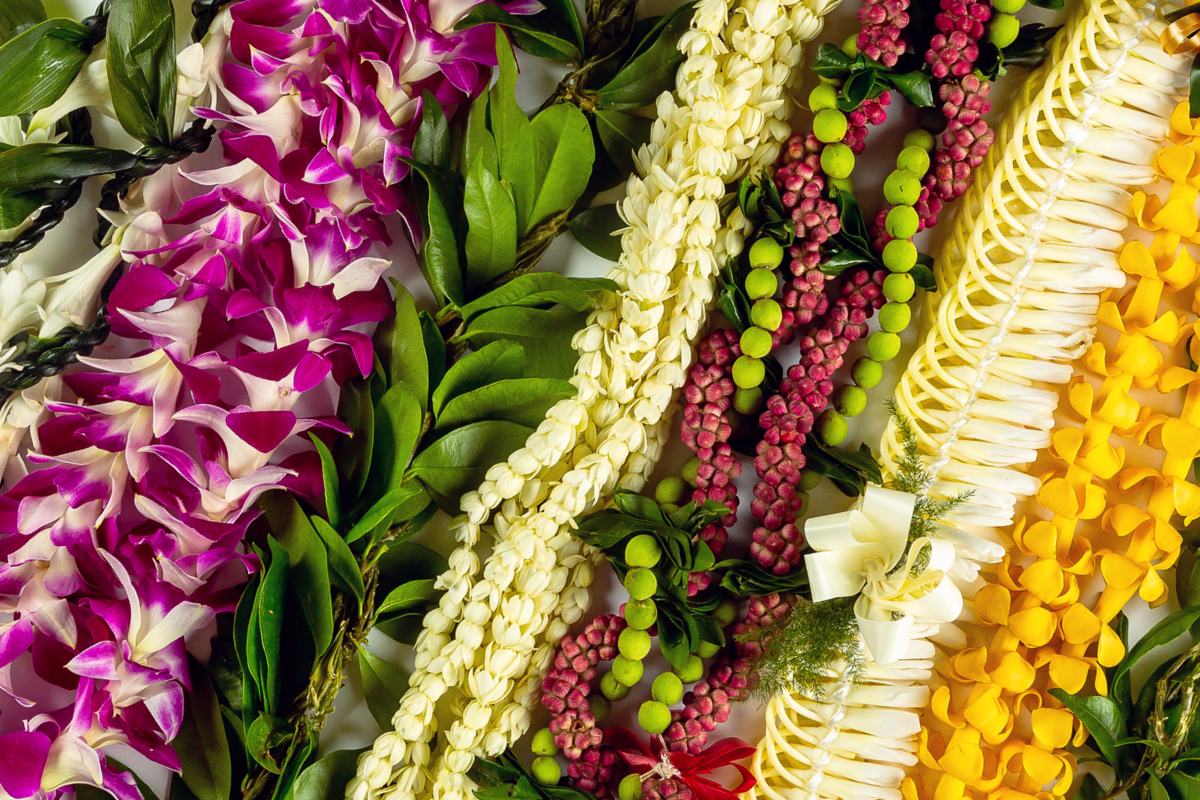 7 of Hawaii's most popular lei, and what makes them unique ...